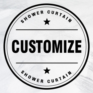 Customize Your Shower Curtain